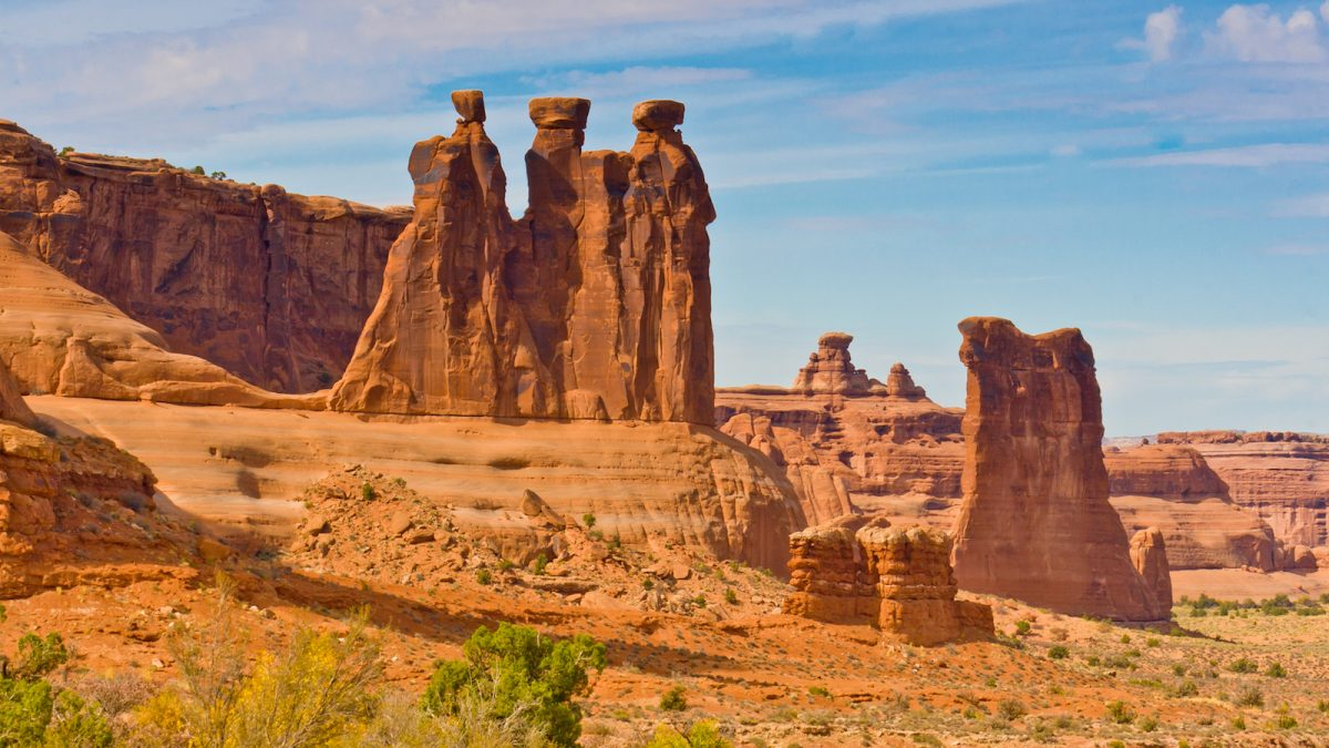 Arches National Park with GyPSy Guide Driving Tour App