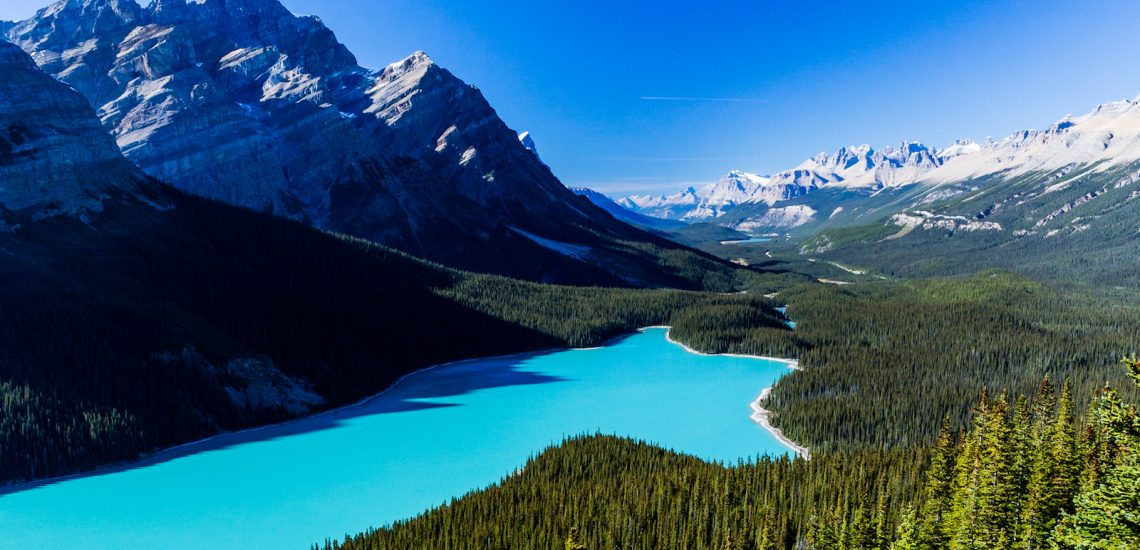 Planning a Canadian Rockies Trip with GyPSy Drive Tour Apps