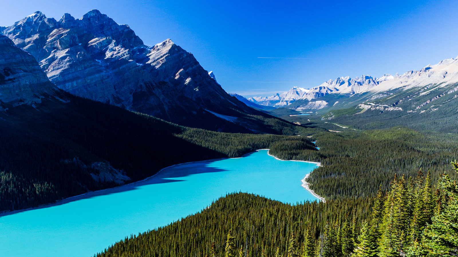 Planning a Canadian Rockies Road Trip