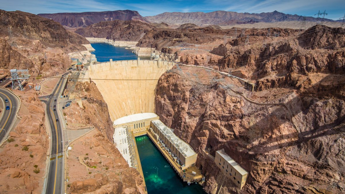 Las Vegas to Hoover Dam with GyPSy Guide Driving Tour App