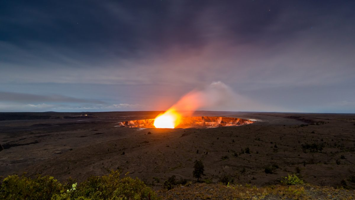 Volcanoes National Park Hawaii GyPSy Guide Driving Tour App
