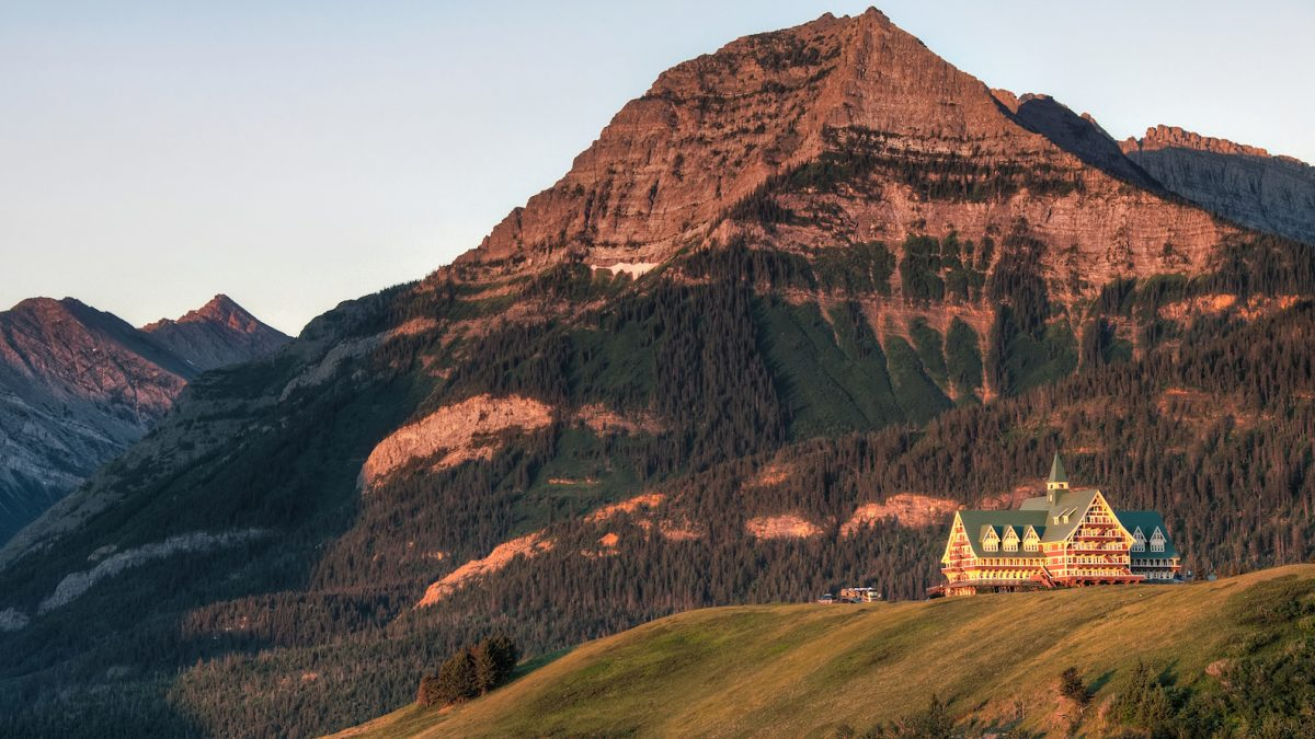 Waterton National Park with GyPSy Guide Driving Tour App