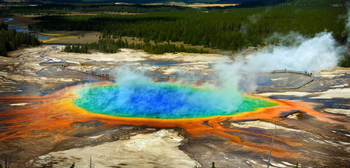 How to Plan A Yellowstone Trip
