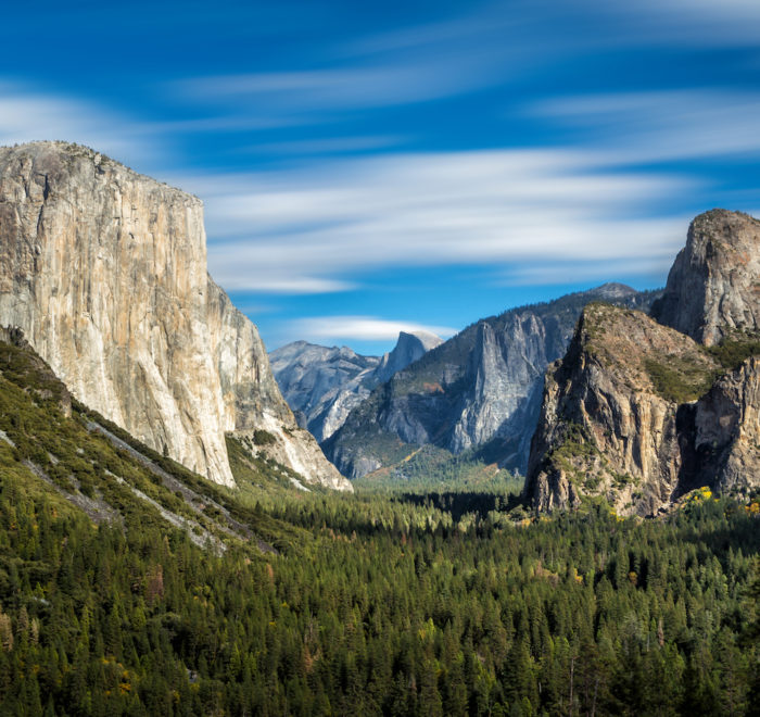 Yosemite National Park with GyPSy Guide Tour App