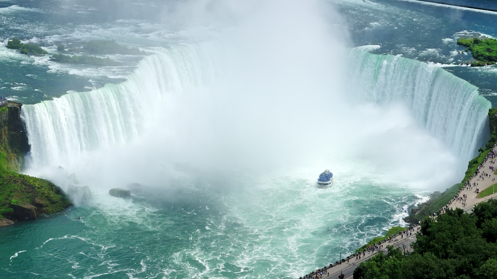Toronto to Niagara with GyPSy Guide Driving Tour App