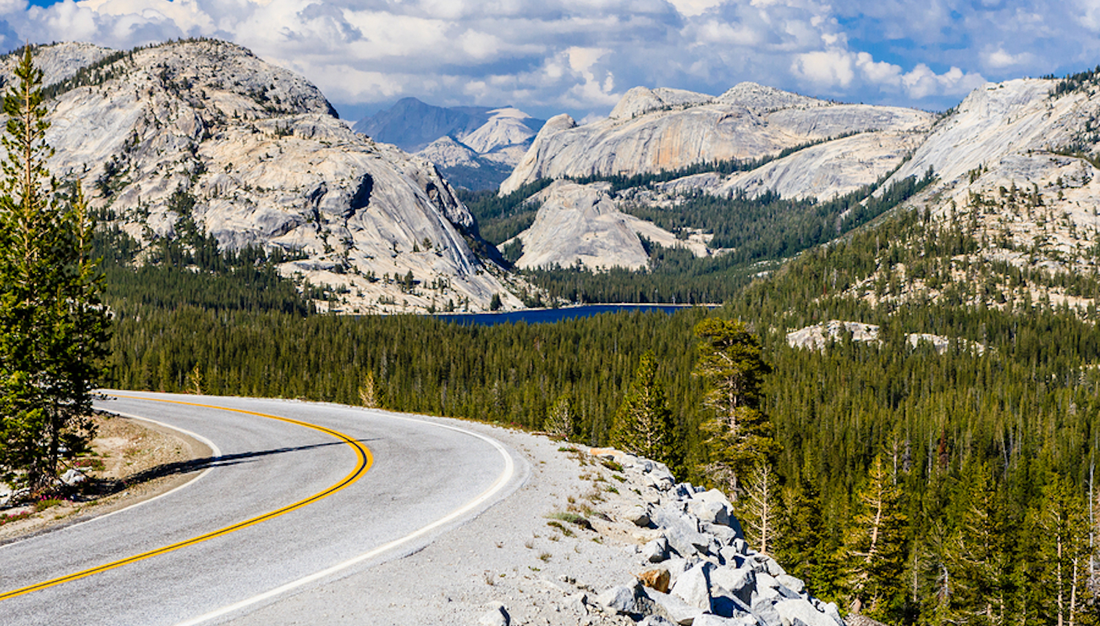 Tioga Pass with GyPSy Guide Scenic Driving Tour App