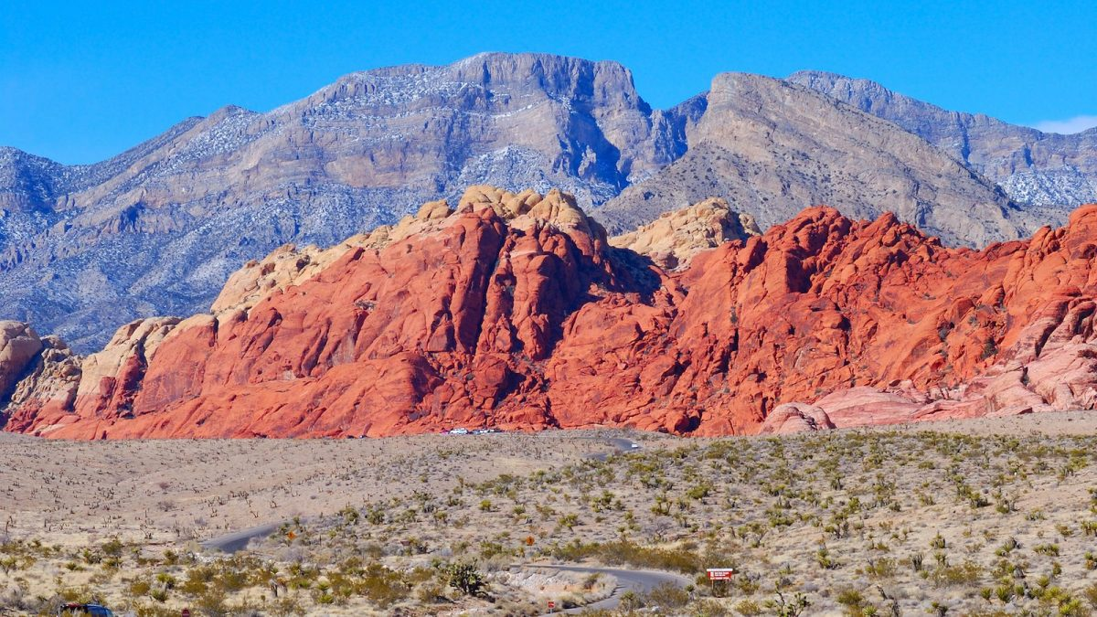 Las Vegas to Red Rock Canyon with GyPSy Guide Driving Tour App