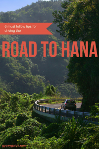 6 must follow tips for driving the roadd to hana