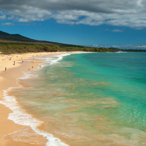 Explore Big Beach On Maui Hawaii with GyPSy Guide Driving Tour App
