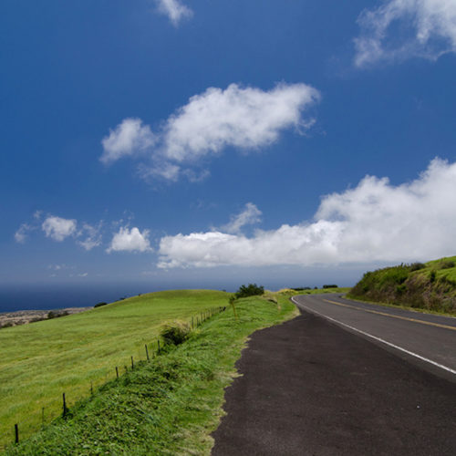 On the way to Hawi on the GyPSy Guide Driving Tour App