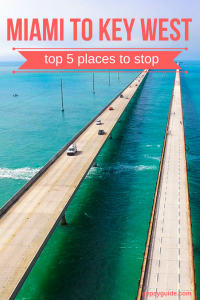 Top 5 Places to Stop, Miami to Key West with GyPSy Guide Driving Tour Apps