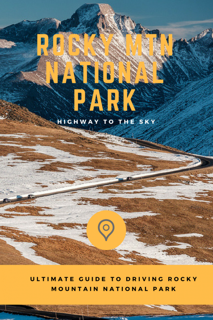 Trail Ridge Road with GyPSy Guide GPS Audio Driving Tour Apps