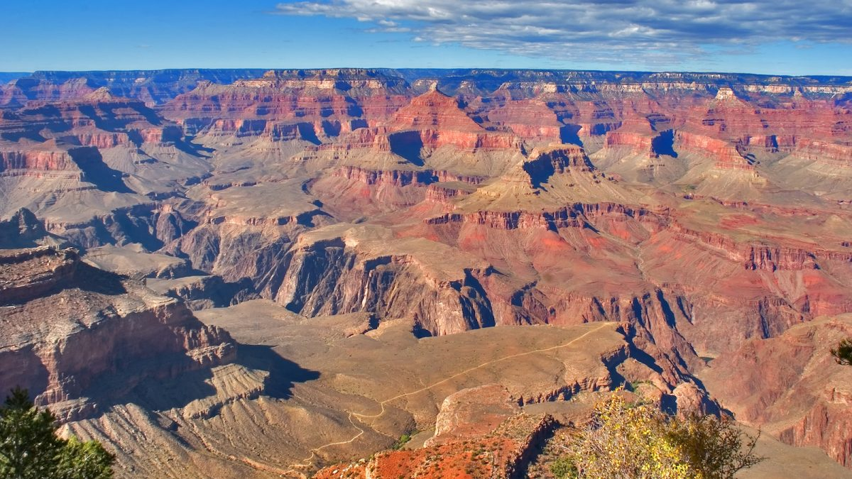 Grand Canyon GPS Audio Driving Tour with GyPSy Guide