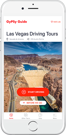 GPS Audio Driving Tours - Grand Canyon with GyPSy Guide