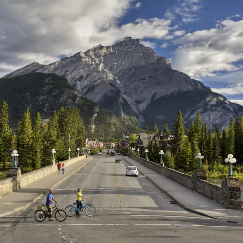 Banff GyPSy Guide GPS Audio Driving Tour