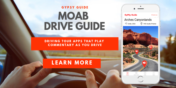 Drive Guide for Arches Canyonlands