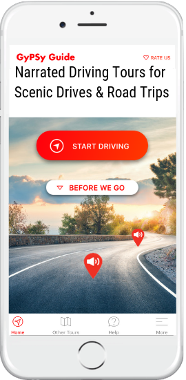 Driving Apps Like Having A Tour Guide In Your Car™| GyPSy Guide