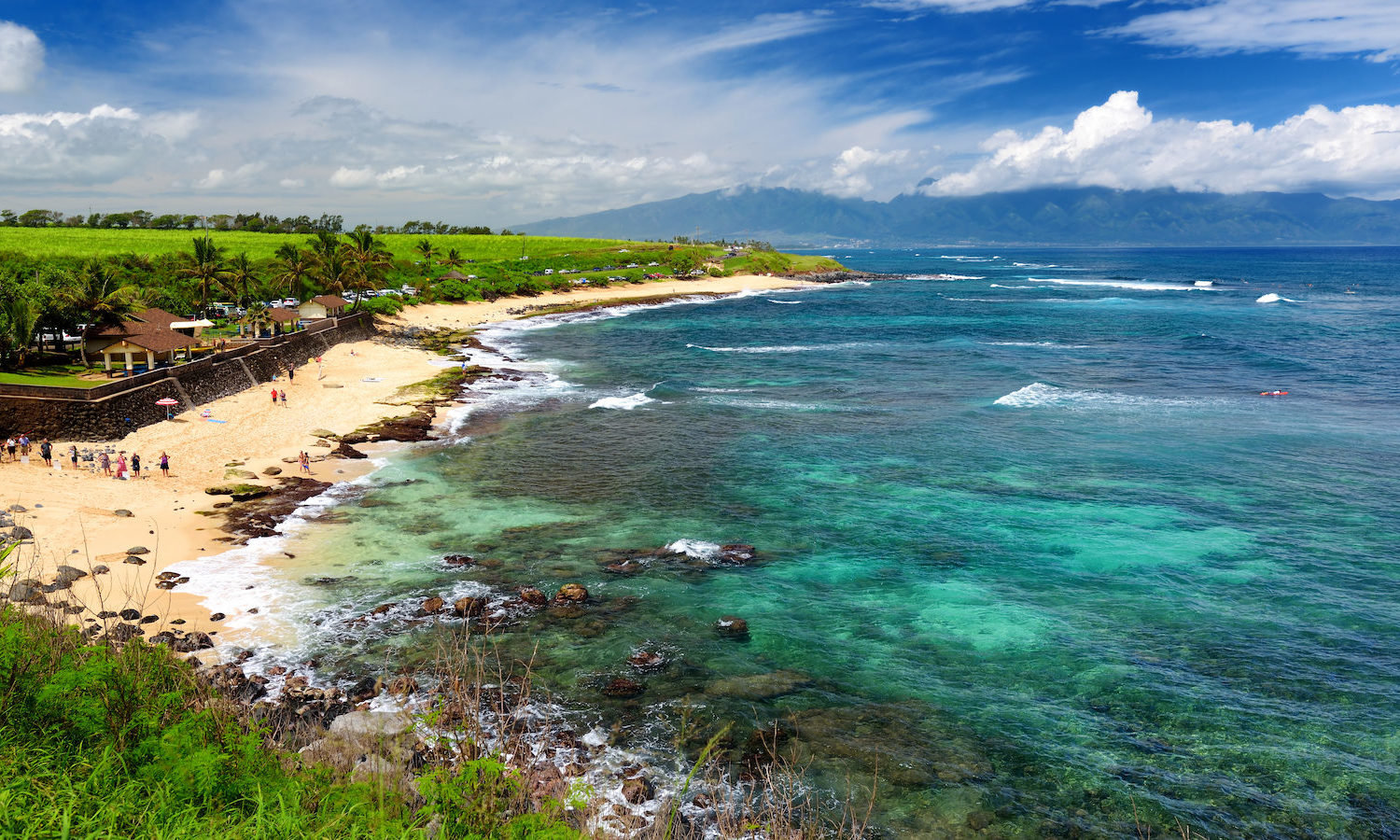 Hookipa Beach, Maui GyPSy Guide Narrated Driving Tour App