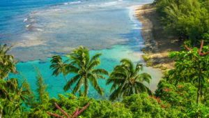 Kee Beach, GyPSy Guide Narrated Driving Tour App for Kauai