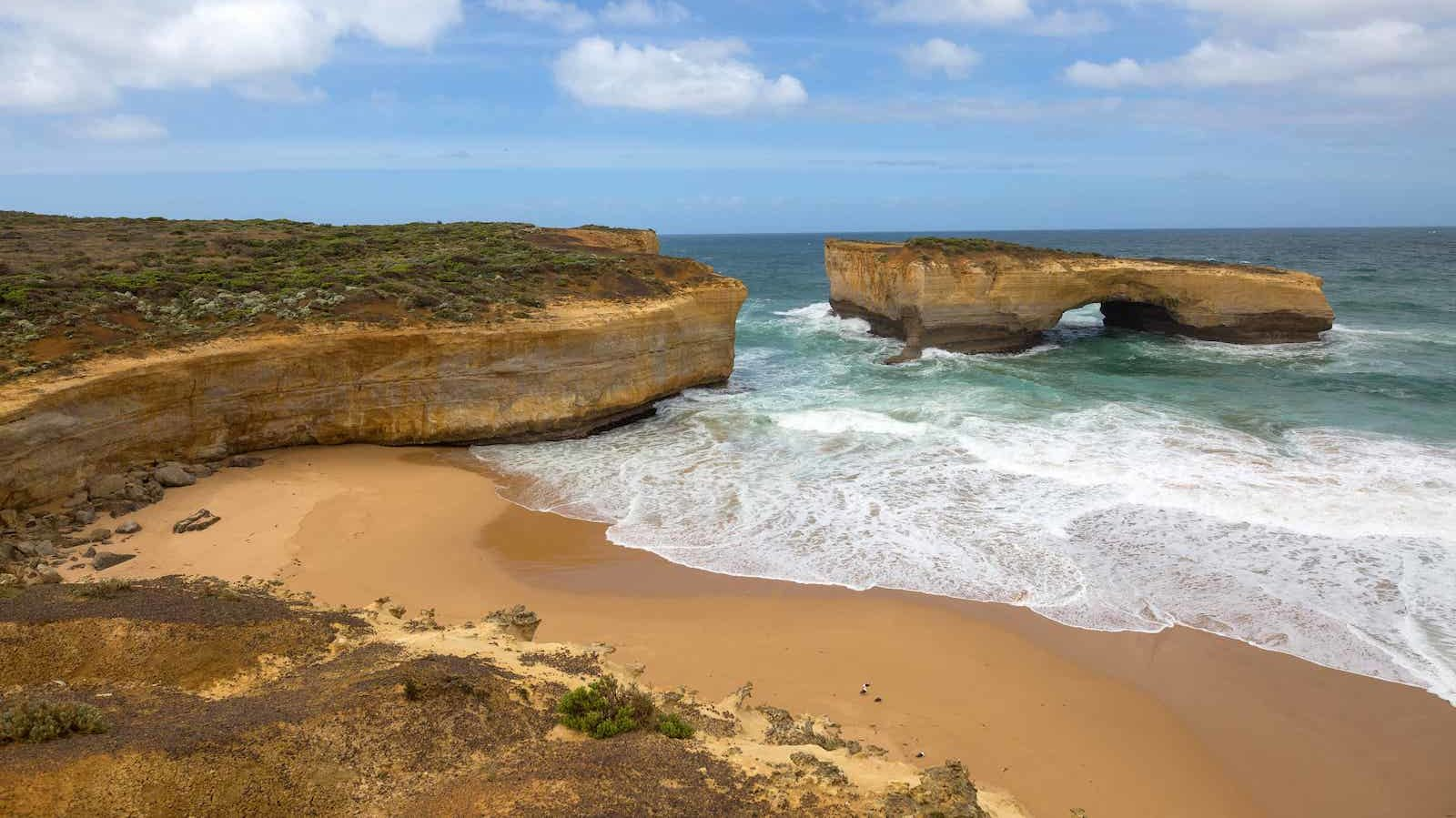GyPSy Guide Narrated Driving Tour App for Great Ocean Road