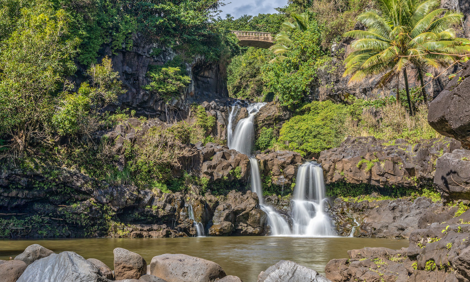 Seven Sacred Pools, Road to Hana GyPSy Guide Narrated Driving Tour App