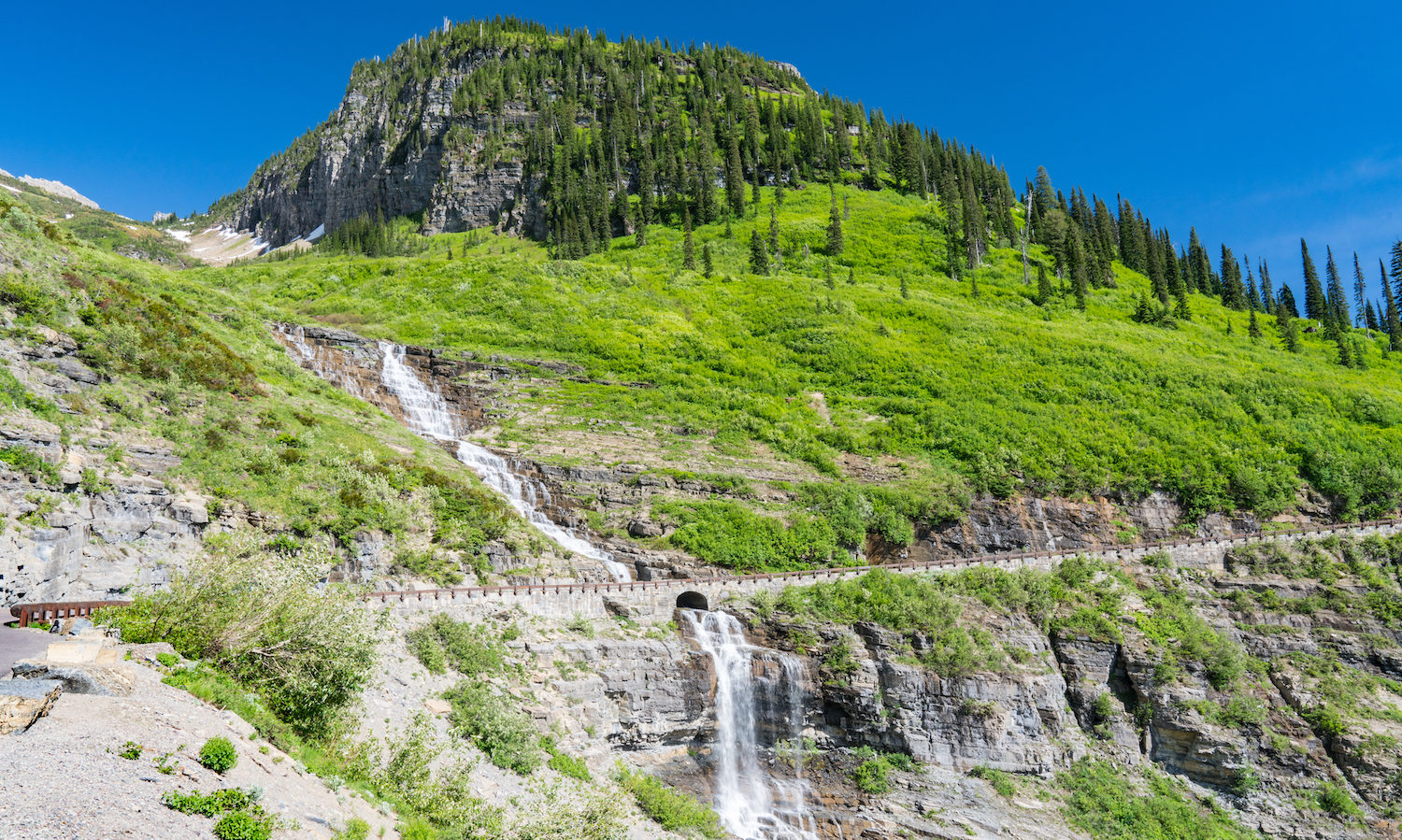 GyPSy Guide Narrated Driving Tour App for Glacier National Park