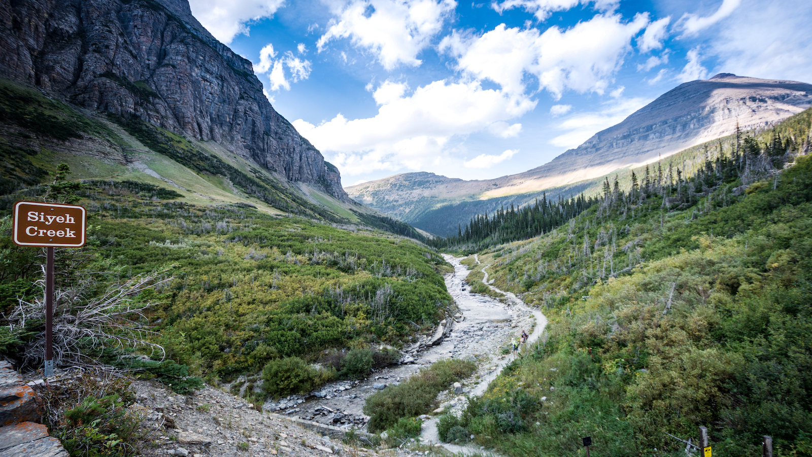 Going to the Sun Road, Driving Tour App | GyPSy Guide