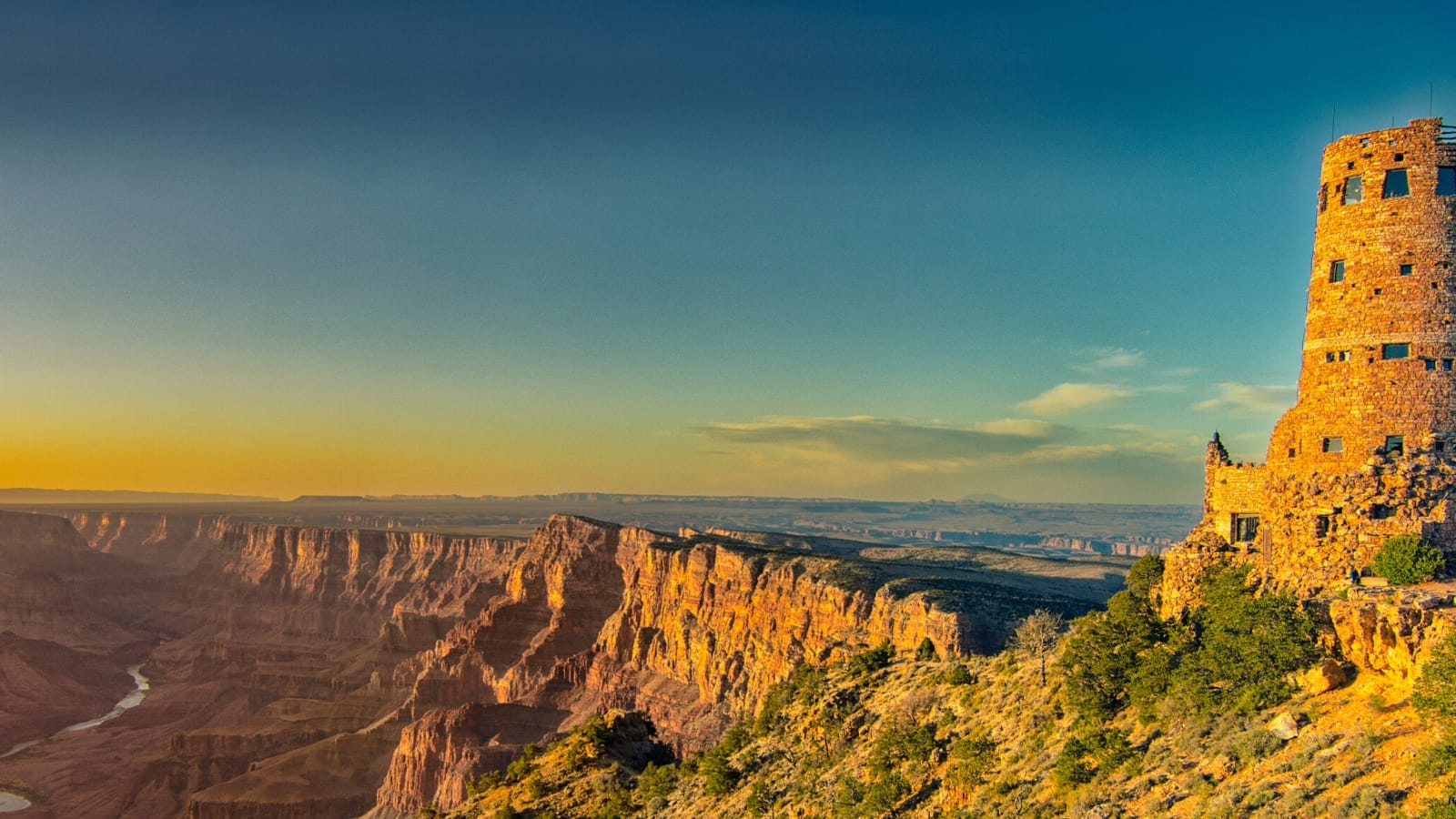 11GyPSy Guide Audio Driving Tour App Grand Canyon South