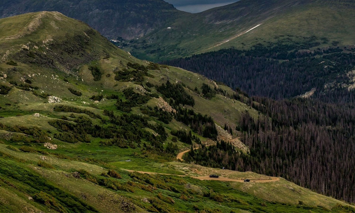 GyPSy Guide Audio Driving Tour App Rocky Mountain National Park