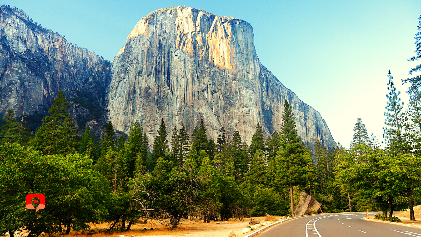 Yosemite National Park with GyPSy Guide Driving Tour App