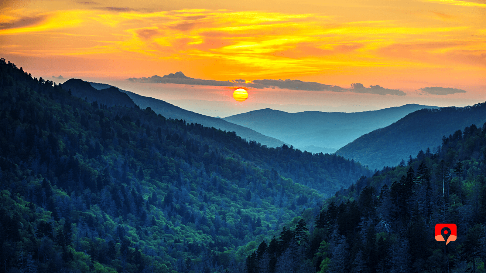 11Great Smoky Mountains National Park with GyPSy Guide Audio Driving Tour App
