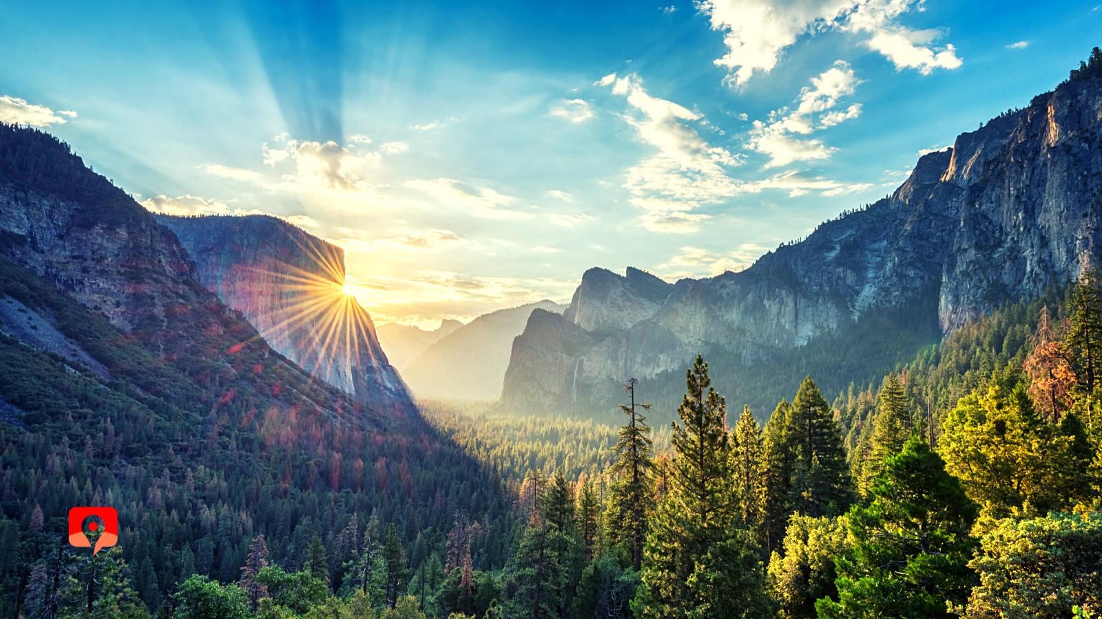 11Yosemite National Park with GyPSy Guide Driving Tour App
